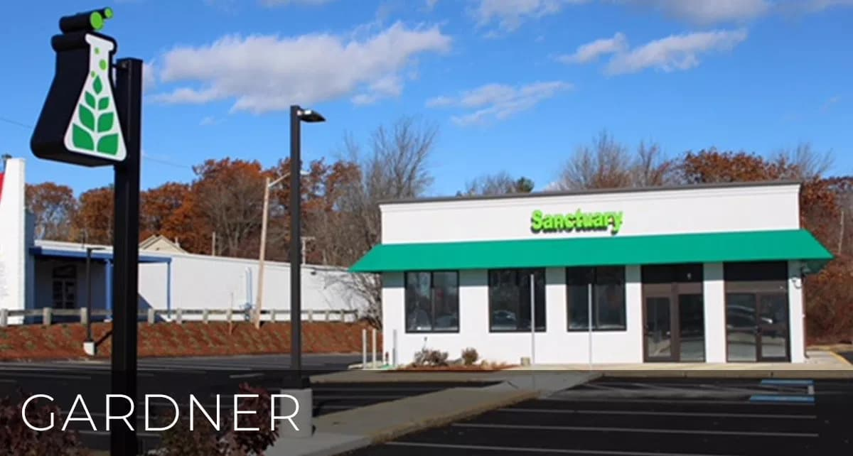 Sanctuary Medicinals | Marijuana Dispensary in Gardner, MA